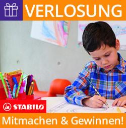 STABILO Education Materialien für Kita & Grundschule + Verlosung