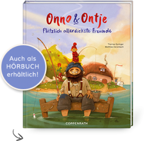 Cover Buch: Onno und Ontje