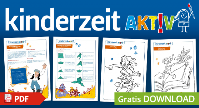 KinderzeitAKTIV: gratis Download