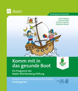 Buch Cover - Kindergarten