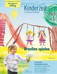 Cover Kinderzeit 1/2017