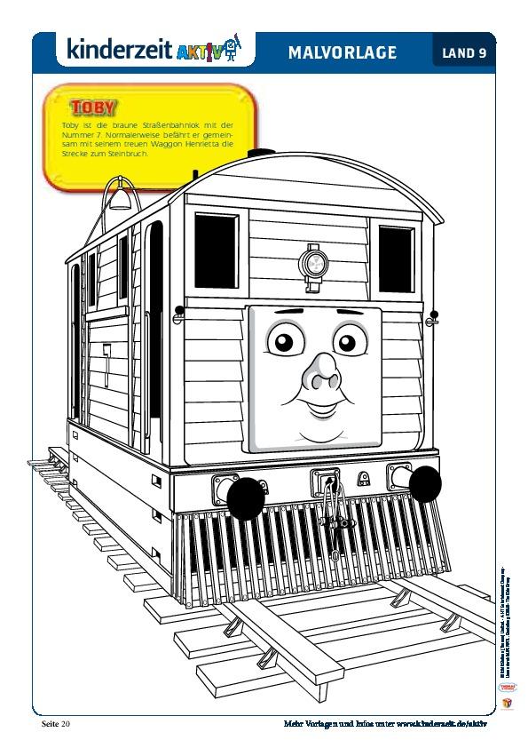 Fantastisch Thomas Der Zug Malbuch Bilder - Framing Malvorlagen ...