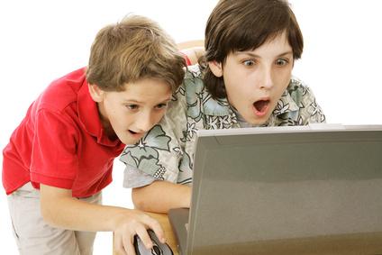 Jugendlich Sicherheit im Netz