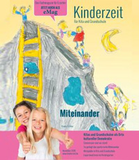 Kinderzeit Cover 02/2016