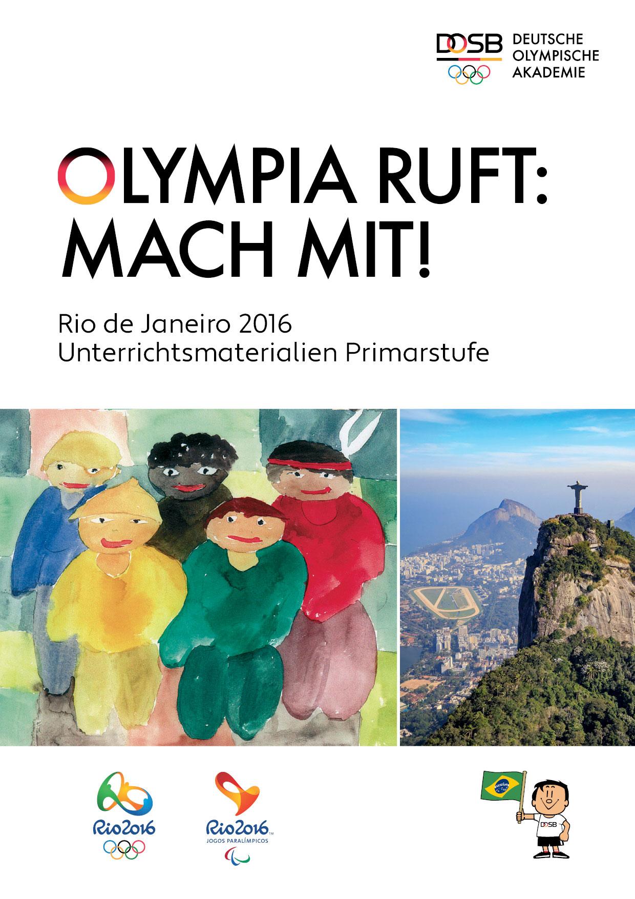 Olympia zum Mitmachen - Unterrichtsmaterial für die Grundschule ...