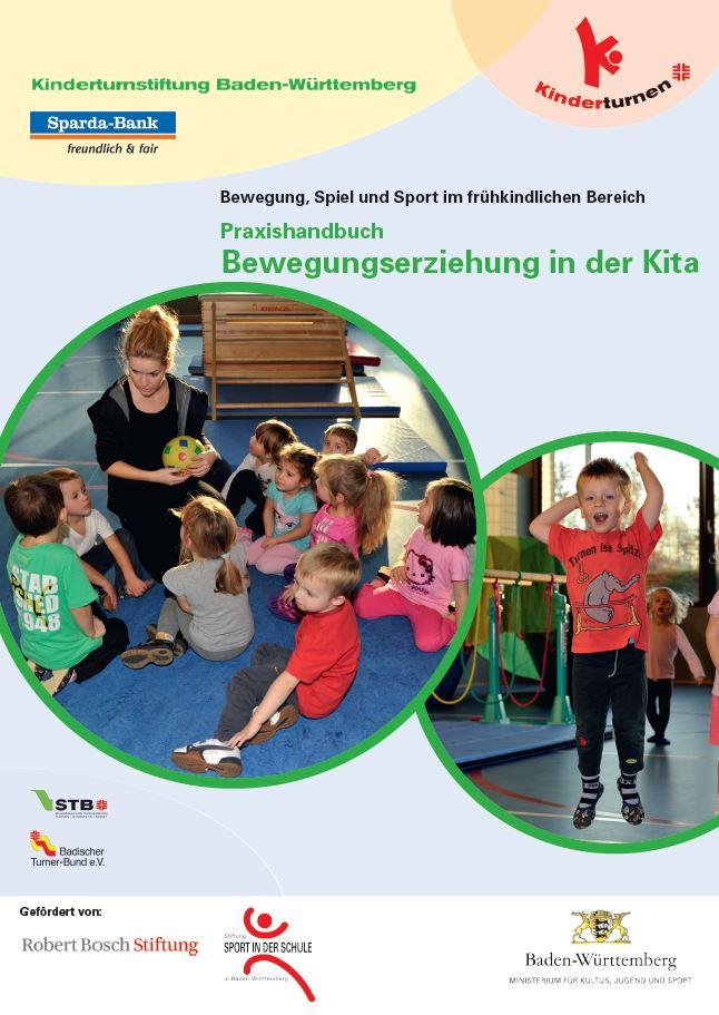 PraxisHandbücher für die Bewegungserziehung in Kita